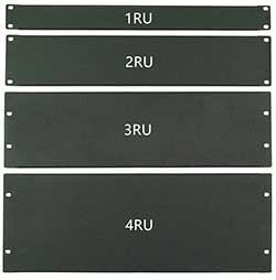 اندازه مناسب رک برای پچ پنل فیبر نوری