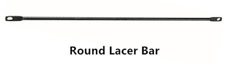 Round Lacer Bars میله ی مدیریت کابل