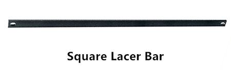 L-Shaped Lacer Barsمیله ی ال شکل