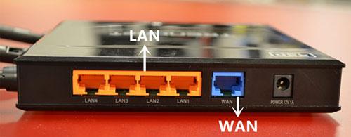 مقایسهی بین شبکههای LAN و WAN