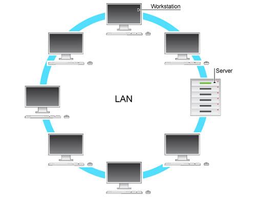 LAN چیست؟