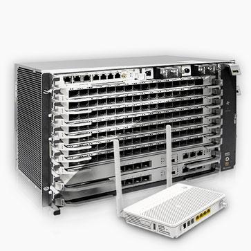 تجهیزات broadband