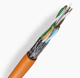 کابل شبکه فویل و شیلد دار (SFTP)