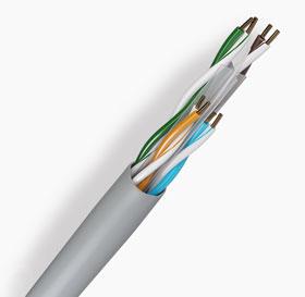 کابل شبکه بدون شیلد (UTP)
