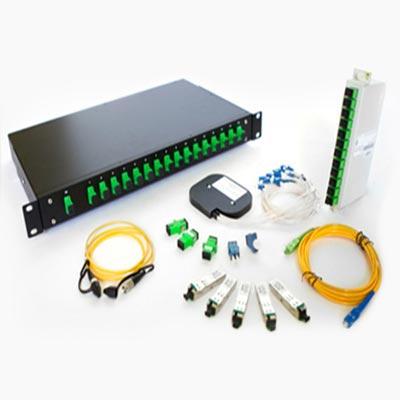 تجهیزات پسیو فیبر نوری | تجهیزات پسیو فیبر  | تجهیزات فیبر نوری