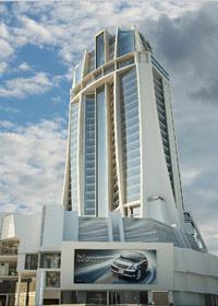برج اداری تجاری سپید بام | فاطر رسا نور