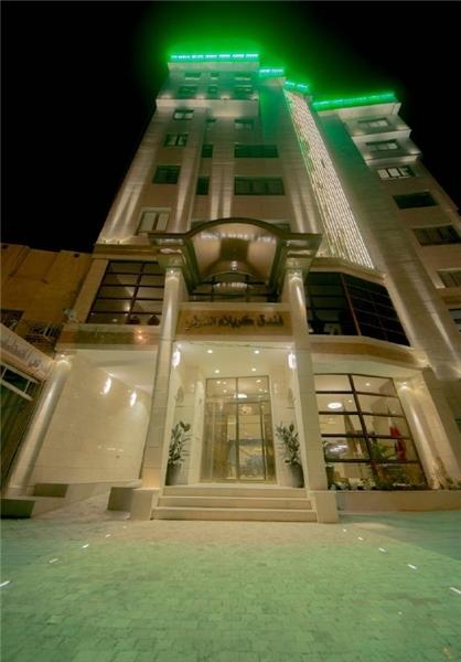 هتل چهار ستاره الدوی کربلا  | فاطر رسا نور