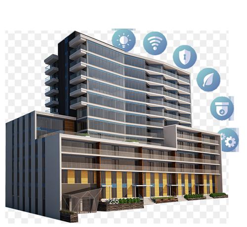 ساختمان هوشمند | Building Management System