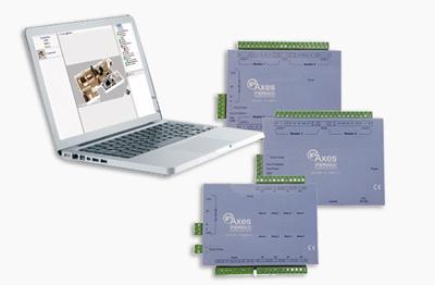 سیستم کنترل دسترسی IP_AXES