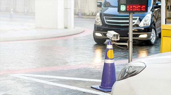سیستم پلاک خوان و کنترل تردد خودروها