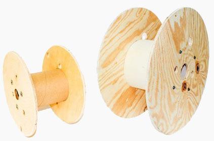 قرقره چوبی کابل
