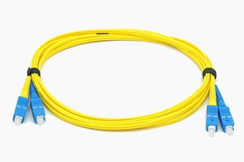 پچ کورد فیبر نوری SC-SC داپلکس