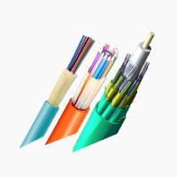 انواع کابل فیبر نوری تایت بافر